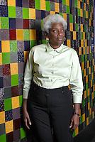 Blind Woman, Atlanta, Georgia 2008