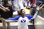16-17 BYU Women's Basketball vs Portland