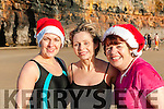 New Years Swim: Maria Foley, Maire & Maureen Harnett  who took part in the New Years Swim in aid of the Connie Harnett memorial charity swim on Ballybunion Beach on Sunday last.