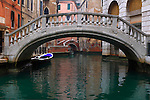 A small, very cozy, typically Venetian scene. Maria Callas bridge, entitled to the great greek opera singer, lies behind the Fenice theatre, in one of the most tranquil and beautiful corner of the whole town.