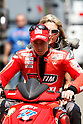 May 22, 2010 - Le Mans, France - Australian rider Casey Stoner is pictured during the French Grand Prix at Le Mans circuit, France, on May 22, 2010. (photo Andrew Northcott/Nippon News)