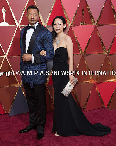 26.02.2017; Hollywood, USA: TERENCE HOWARD<br /> attends The 89th Annual Academy Awards at the Dolby&reg; Theatre in Hollywood.<br /> Mandatory Photo Credit: &copy;AMPAS/NEWSPIX INTERNATIONAL<br /> <br /> IMMEDIATE CONFIRMATION OF USAGE REQUIRED:<br /> Newspix International, 31 Chinnery Hill, Bishop's Stortford, ENGLAND CM23 3PS<br /> Tel:+441279 324672  ; Fax: +441279656877<br /> Mobile:  07775681153<br /> e-mail: info@newspixinternational.co.uk<br /> Usage Implies Acceptance of Our Terms &amp; Conditions<br /> Please refer to usage terms. All Fees Payable To Newspix International
