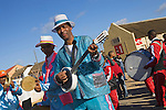 Street carnival, Elim, Western Cape, South Africa
