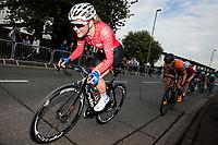 Picture by Alex Whitehead/SWpix.com - 12/05/2017 - Cycling - Tour Series Round 3, Northwich - Matrix Fitness Grand Prix - Team Breeze's Megan Barker.