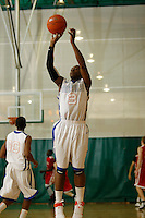 April 8, 2011 - Hampton, VA. USA; Braxton Ogbueze participates in the 2011 Elite Youth Basketball League at the Boo Williams Sports Complex. Photo/Andrew Shurtleff