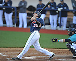Ole Miss' Will Allen (30) vs. North Carolina-Wilmington at Oxford-University Stadium in Oxford, Miss. on Friday, February 24, 2012. Ole Miss won 2-0.