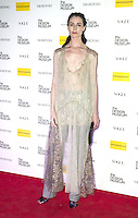 LONDON, ENGLAND - NOVEMBER 22: Erin O'Connor  attends The Design Museum VIP launch on November 22, 2016 in London, United Kingdom<br /> CAP/PP/GM<br /> &copy;GM/PP/Capital Pictures /MediaPunch ***NORTH AND SOUTH AMERICAS ONLY***
