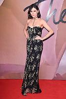 Lilah Parsons at the Fashion Awards 2016 at the Royal Albert Hall, London. December 5, 2016<br /> Picture: Steve Vas/Featureflash/SilverHub 0208 004 5359/ 07711 972644 Editors@silverhubmedia.com