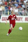 19 June 2003: Unni Lehn of Norway and the Carolina Courage. The WUSA World Stars defeated the WUSA American Stars 3-2 in the WUSA All-Star Game held at SAS Stadium in Cary, NC.