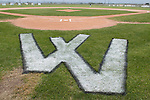 The flying V's at Camman Field before the start of the 3A Oregon State Baseball Championships first round game against Rogue River on May 25, 2011 in Vale, Oregon.