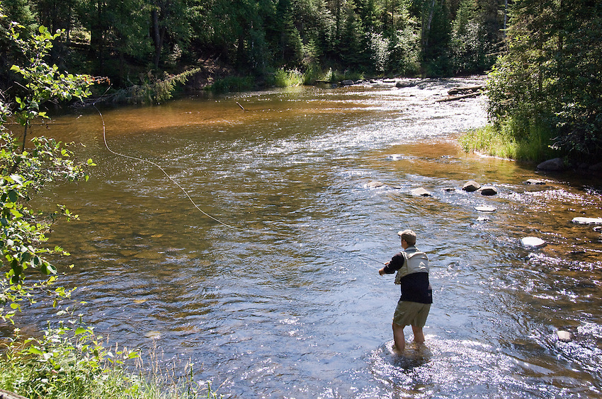 Fsh aaron peterson photography for Fly fishing michigan