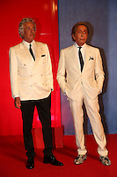 Italian designer Valentino (R) arrives with Giancarlo Giammetti (L) for the premiere of the movie 'Franca : Chaos and Creation' presented out of competition at the 73rd Venice Film Festival on September 2, 2016 at Venice Lido<br /> CAP/GOL<br /> &copy;GOL/Capital Pictures /MediaPunch ***NORTH AND SOUTH AMERICAS ONLY***