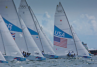Star.USA.MENDELBLATT Mark, Fatih Brian..2012 Olympic Games .London / Weymouth