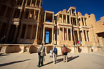 As relations between Libya and The West begin to thaw, western tourists have begun to visit the country to see the unique and hugely impressive Roman ruins at places such as Sabratha and Leptis Magna, the rich exhibits at the museums in Tripoli and Leptis Magna ( complete with giant poster of Col Gadaffi ). Tourism could become a major revenue stream for Libya given the unique richness of the heritage sites there, with five Unseco world heritage sites.