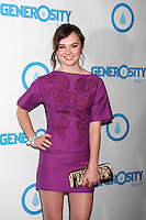LOS ANGELES - MAY 4:  Madeline Carroll arrives at the 4th Annual Night of Generosity Gala Event at Hollywood Roosevelt Hotel on May 4, 2012 in Los Angeles, CA