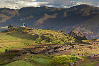 Near Sacsayhuaman, Cusco, Peru
