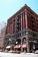 Portland: Dekum Building, 1892. 519 SW Third. McCaw, Martin & White for Frank Dekum, a Bavarian confectioner.