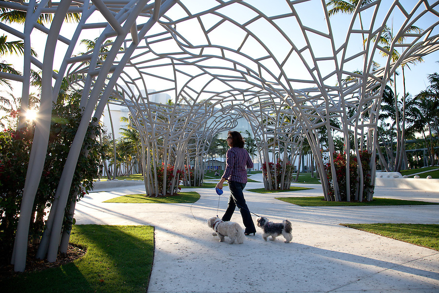Soundscape Park Miami Beach by West 8 Photo by Robin Hill (c) for West 8