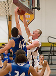 Hall @ South Windsor Varsity Boys Basketball 2014-15