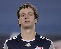 New England Revolution forward Zack Schilawski (15).  The New England Revolution drew FC Dallas 1-1, at Gillette Stadium on May 1, 2010