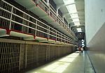 Cell house at Alcatraz Island