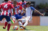Bayamón, Puerto Rico - May 22, 2016: The USMNT defeat Puerto Rico 3-1 in a warm up friendly match at Juan Ramón Loubriel Stadium.