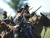 Battle of Pea Ridge Reenactment 2015