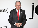 FORMER NYC MAYOR Michael Bloomberg ATTENDS JAZZ AT LINCOLN CENTER HONORS BOARD MEMBER MICA ERTEGUN AT THE VIP CELEBRATION AND OPENING OF THE NEW MICA AND AHMET ERTEGUN ATRIUM