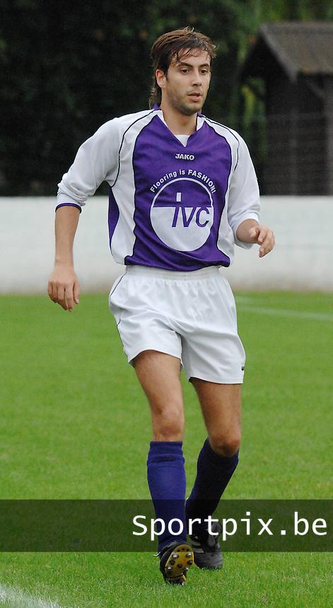 FC Helkijn : Mirko Malisse..foto DAVID CATRY / VDB