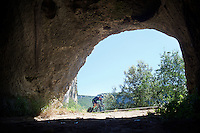 Daniel Moreno (ESP/Movistar)<br /> <br /> stage 13 (ITT): Bourg-Saint-Andeol - Le Caverne de Pont (37.5km)<br /> 103rd Tour de France 2016