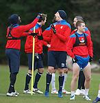 200112 Rangers training