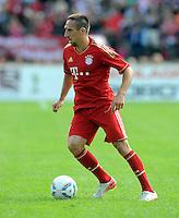 Fussball 1. Bundesliga:  Saison   2011/2012    Testspiel FC Bayern Muenchen  - Traumspiel 23.07.2011 Franck Ribery (FC Bayern Muenchen)