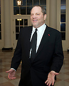 Harvey Weinstein arrives for the Official Dinner in honor of Prime Minister David Cameron of Great Britain and his wife, Samantha, at the White House in Washington, D.C. on Tuesday, March 14, 2012..Credit: Ron Sachs / CNP.(RESTRICTION: NO New York or New Jersey Newspapers or newspapers within a 75 mile radius of New York City)