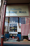 Antique shop, Noblesville, Indiana, IN, USA,