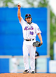 2 March 2010: New York Mets' relief pitcher Ryota Igarashi on the mound closing out a game against the Atlanta Braves on the Opening Day of Grapefruit League Spring Training play at Tradition Field in Port St. Lucie, Florida. The Mets defeated the Braves 4-2. Mandatory Credit: Ed Wolfstein Photo