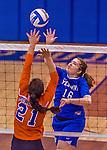 2014-11-02 NCAA: Yeshiva at SUNY Purchase Women's Volleyball