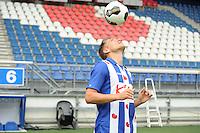 SC HEERENVEEN: 25-07-2016, nieuwe speler Stijn Schaars, ©foto Martin de Jong