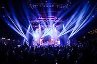 LAS VEGAS, NV - October 21, 2016: ***HOUSE COVERAGE*** The Faint at Brooklyn Bowl in Las vegas, NV on October 21, 2016. Credit: Erik Kabik Photography/ MediaPunch