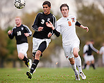 Kalamazoo College Men's Soccer vs Alma - 10.25.11