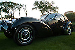 #197 1936 Bugati 57SC Atlantic Replica Car: North Collection