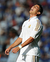FUSSBALL   INTERNATIONAL   SAISON 2011/2012   TESTSPIEL Herha BSC Berlin - Real Madrid         27.07.2011      Christiano RONALDO (Real Madrid)