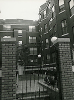1983 ..Conservation.Park Place..Colonial Arms Apartments in Park Place...NEG#.NRHA#..