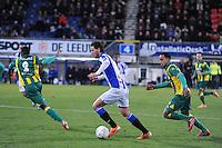 VOETBAL: ABE LENSTRA STADION: HEERENVEEN: 01-02-2014, SC Heerenveen - ADO Den Haag, uitslag 3-0, ©foto Martin de Jong