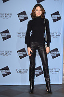 LONDON, UK. November 16, 2016: Olga Kurylenko at the launch of the Skate 2016 at Somerset House Ice Rink, London.<br /> Picture: Steve Vas/Featureflash/SilverHub 0208 004 5359/ 07711 972644 Editors@silverhubmedia.com