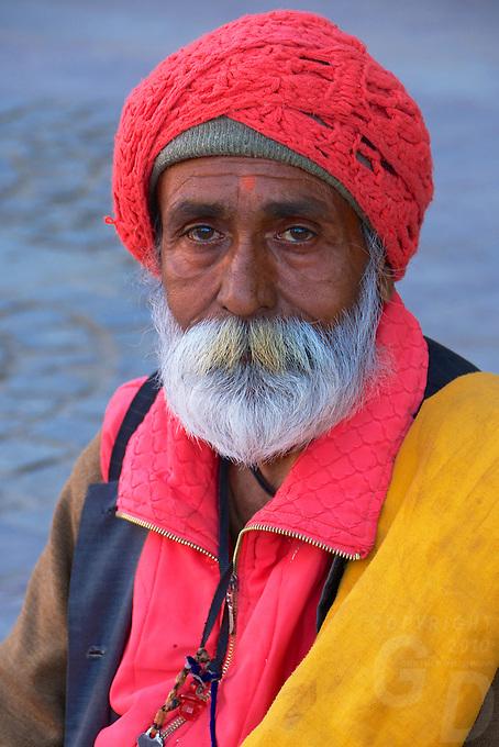 Street life in Jaipur Rajasthan, India