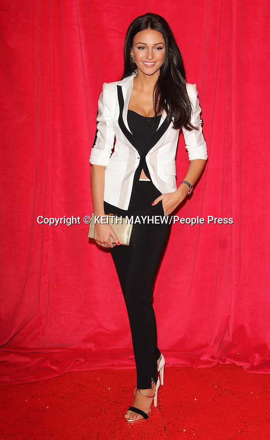British Soap Awards at the Hackney Empire, London on May 24th 2014<br /> <br /> Photo by Keith Mayhew