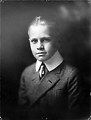 Ann Arbor, MI - FILE -- Gerald R. Ford, Jr., Madison Elementary School.  Date: 1923<br /> Credit: Courtesy Gerald R. Ford Library via CNP