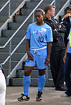 17 May 2003: Charmaine Hooper of Canada. The Atlanta Beat defeated the San Jose CyberRays at Herndon Stadium in Atlanta, GA in a regular season WUSA game.