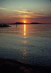 Sunset near Eastsound