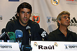 2009.08.08 Real Madrid Press Conference